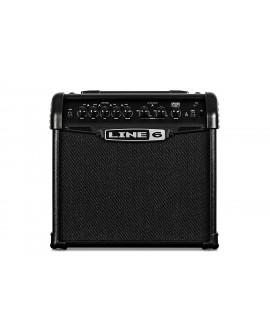 Line 6 Amplificador Spider Classic 15 Negro - Envío Gratuito