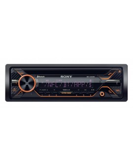 Sony Autoestéreo con USB CD y Bluetooth MEX-GS820BT Negro - Envío Gratuito
