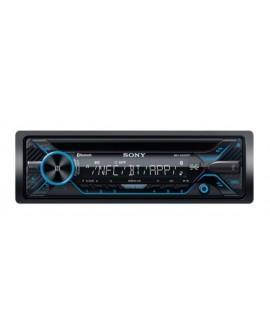 Sony Autoestéreo Android con CD y Bluetooth MEX-N4200BT Negro - Envío Gratuito