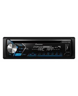 Pioneer Autoestéreo Bluetooth con CD y USB DEH-S4050BT Negro - Envío Gratuito