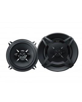 Sony Bocinas coaxiales de 3 vías XS-FB1330 Negro - Envío Gratuito