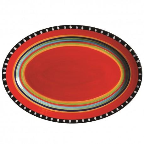Gibson Platon 14In Oval Colores - Envío Gratuito