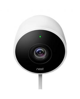 Nest Cam Cámara IP para exterior 1080p Blanco - Envío Gratuito
