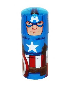 Disney Botella de Capitán América