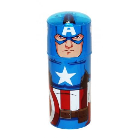 Disney Botella de Capitán América - Envío Gratuito