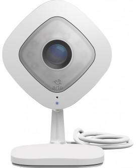 Arlo Cámara de seguridad HD Arlo Q con audio VMC3040 Blanco - Envío Gratuito