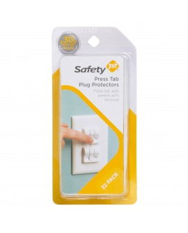 Safety Protector para contactos ''Press Tabs'' 32 pzas - Envío Gratuito