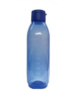 Gluk Botella Ecológica de 1 litro Spartan Azul