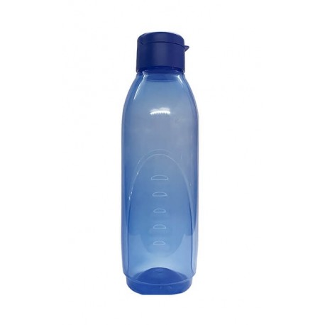 Gluk Botella Ecológica de 1 litro Spartan Azul - Envío Gratuito