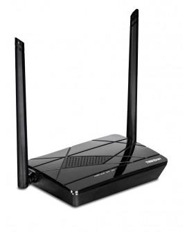 TRENDnet Router inalámbrico N300 Negro - Envío Gratuito