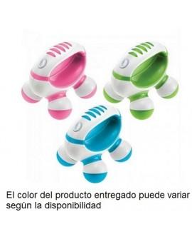 Homedics Mini masajeadora de vibración Multicolor - Envío Gratuito