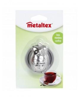 Metaltex Infusor de Té con forma de búho