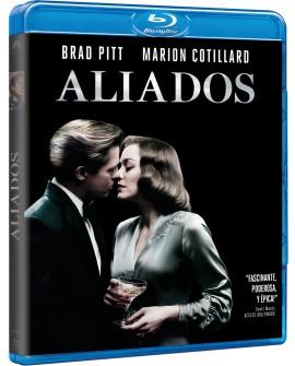 Aliados (Blu-ray) 2016 - Envío Gratuito
