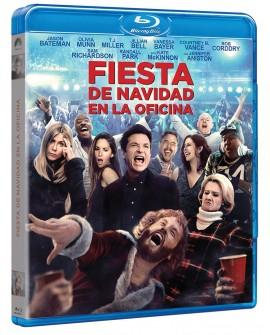 Fiesta de Navidad en la oficina (Blu-ray) 2016 - Envío Gratuito