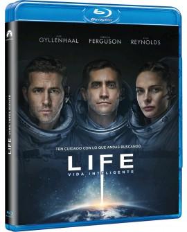 LIFE: Vida Inteligente ( Blu-ray) 2017 - Envío Gratuito
