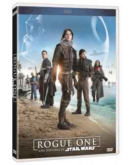 Rogue One: Una historia de Star Wars (DVD) 2016 - Envío Gratuito