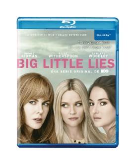Big Little Lies (Blu Ray) - Envío Gratuito