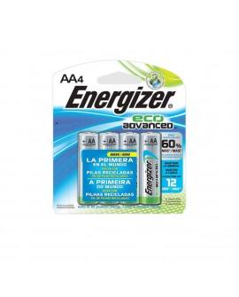 Energizer -EcoAdvanced AA - Envío Gratuito