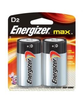 Energizer Max D - Envío Gratuito