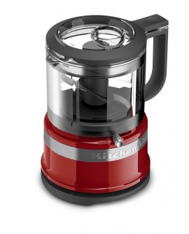 KitchenAid Mini Chopper 3.5 tazas Rojo