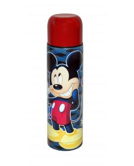 Siglo XXI Termo de Mickey de acero y 500 ml