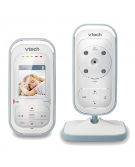 Vtech Monitor de Audio y Video Blanco / Azul - Envío Gratuito