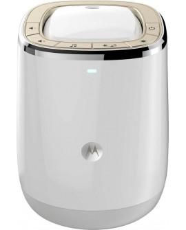 Motorola Proyector luz y sonido Blanco/Dorado - Envío Gratuito