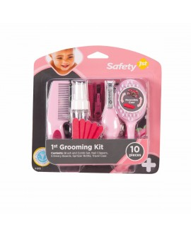 Safety Set de cuidado e higiene 10 pzas Rosa - Envío Gratuito