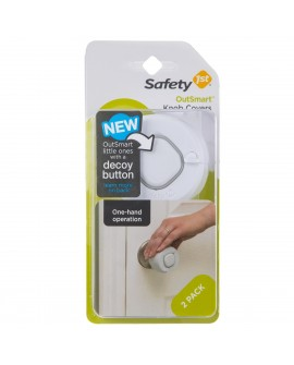 Safety Seguro para Cerradura de Perilla 2 pzas - Envío Gratuito