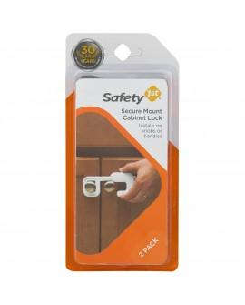 Safety Seguro para puertas de gabinete 2 pzas - Envío Gratuito