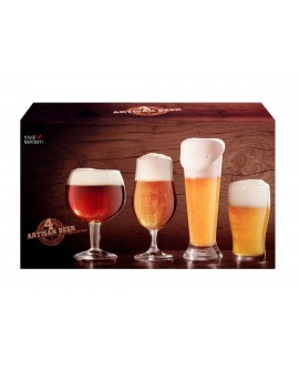 Libbey Set de 4 vasos cerveceros Artisan
