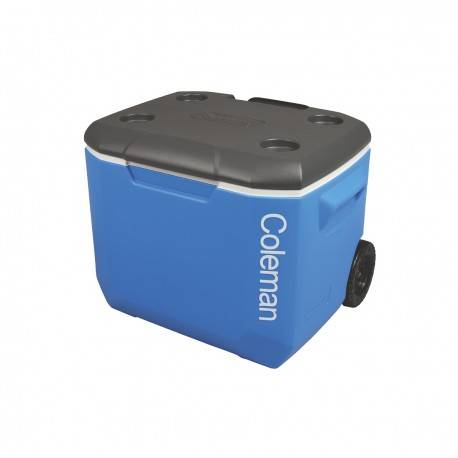 Coleman Hielera Azul 60 Qts - Envío Gratuito