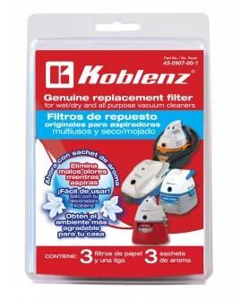 Koblenz Blister Filtros& Aromatizante - Envío Gratuito