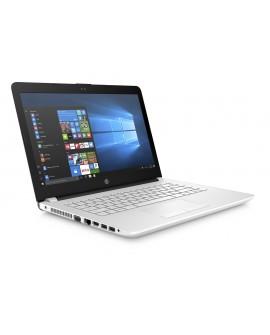 """HP Laptop 14 BW002LA de 14"""" AMD A4 AMD Radeon R3 Memoria de 4 GB Disco Duro de 500 GB Blanco - Envío Gratuito"""