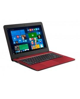 "Asus Laptop X441NA GA015T de 14"" Intel Celeron Memoria de 4 GB Disco Duro 500 GB Rojo"