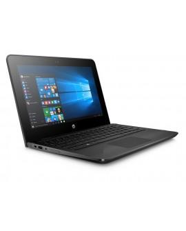 """HP Laptop x360 Convertible 11 ab013la de 11.6"""" Pentium Intel HD 405 Memoria 4 GB Disco Duro 500 GB Negro"""